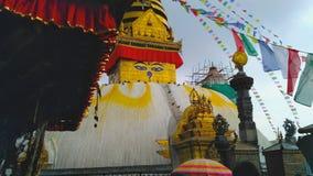Swayambhunath, Nepal imagem de stock
