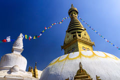 Swayambhunath,Nepal Royalty Free Stock Images
