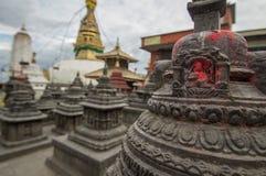 Swayambhunath Stupa стоковые фото