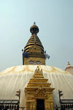 Swayambhunath Royalty Free Stock Photos