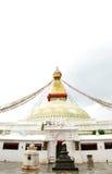 Swayambhunath Stupa, Kathmandu, Nepal Royalty Free Stock Photography