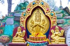 Swayambhunath Stupa,Kathmandu,Nepal Royalty Free Stock Images