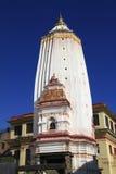 Swayambhunath tempel Kathmandu Valley, Nepal Royaltyfri Bild