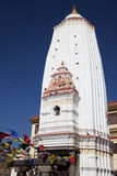 Swayambunath Temple, Kathmandu, Nepal Stock Images