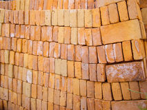 Swaying Bricks Stock Photo