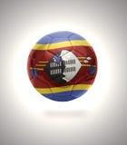 Swaziland Football Royalty Free Stock Image