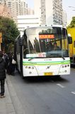 SWB6120V4 12m Stadt-Bus Lizenzfreie Stockbilder