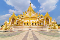 Swe Taw Myat in Yangon, Myanmar Stock Photos