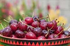Sweat cherry Royalty Free Stock Images