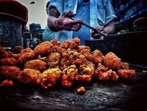 Food and street delicacies. royalty free stock photo