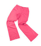 Sweat pants Stock Image