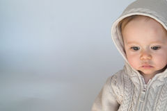 Sweater Baby Royalty Free Stock Image