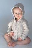 Sweater Baby Royalty Free Stock Photos