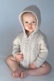 Sweater Baby Royalty Free Stock Photos