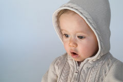Sweater Baby Stock Photos