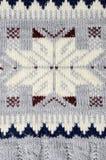 Sweater detail Stock Image