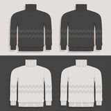 Sweater illustration Royalty Free Stock Photo