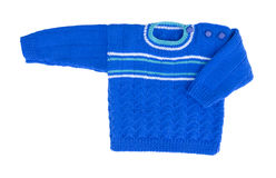 Sweater isolated knit Royalty Free Stock Photos