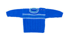 Sweater isolated knit Royalty Free Stock Images