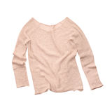 sweater isolated on a white background Stock Image