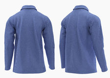 Sweater isolated on white with clipping path. Stock Photos