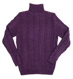 Sweater isolated Royalty Free Stock Photo