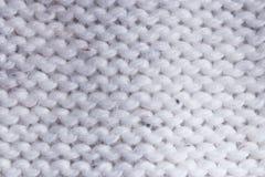Sweater knitting Stock Photos
