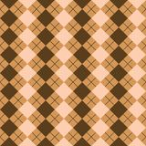Sweater texture mixed brown colors Royalty Free Stock Photos