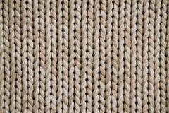 Sweater. Warm grey sweater made of wool handmade Stock Photo