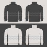 Sweaterillustratie Royalty-vrije Stock Foto