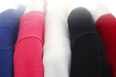 Sweaters Stock Photography
