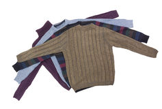 Sweaters Royalty Free Stock Images
