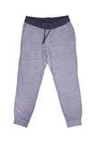 Sweatpants isolados Fotos de Stock