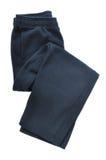 Sweatpants negro Foto de archivo libre de regalías