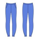Sweatpants Royalty Free Stock Image