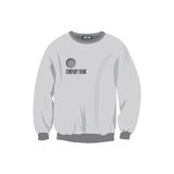 Sweatshirt design template Stock Photos