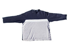 Sweatshirt on white Stock Photo