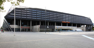Swedbank Stadion, Malmö, Zweden Royalty-vrije Stock Fotografie