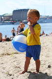 Swede boy-fans Royalty Free Stock Photos