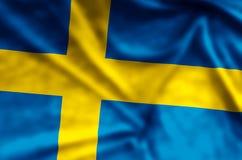 sweden ilustração royalty free