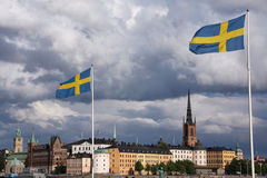Sweden Royalty Free Stock Photography