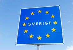 sweden Photographie stock libre de droits