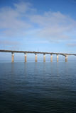 Sweden bridge Royalty Free Stock Photos