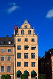 Sweden houses Royalty Free Stock Images