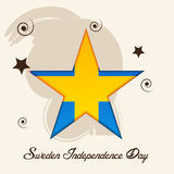 Sweden Independence Day. Royalty Free Stock Image