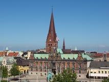 Sweden, Malmo Stock Image