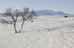 Sweden mountain Stock Photo