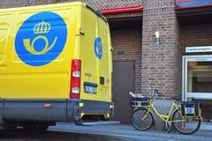 Sweden post office Stock Image