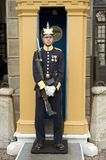 Sweden Royal guards Royalty Free Stock Photo