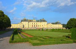 Sweden royal palace Royalty Free Stock Photography